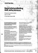 Volkswagen Scirocco (1981) Seite 2