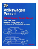 Volkswagen Passat (1996) Seite 1