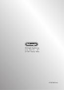 DeLonghi Magnifica ESAM 3200.S EX1 sivu 2