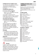 Bosch SMS40E32 page 5