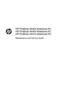 HP 4540s side 1