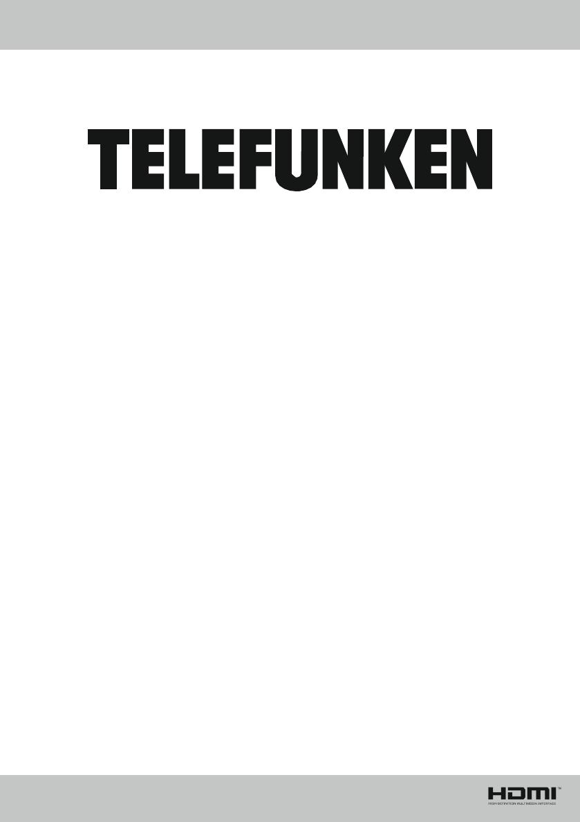 Telefunken SOMNIA32DESM15 manual