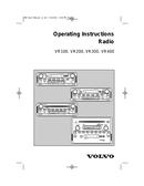 Volvo VR100 Seite 1