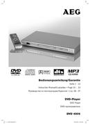 AEG DVD 4506 side 1