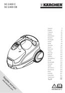 Página 1 do Kärcher SC2600C