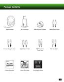 Microsoft Xbox 360 Wireless Headset sivu 4