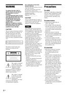 Sony RDR-VX560 side 2