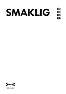 Ikea SMAKLIG sivu 1