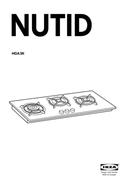Ikea NUTID HGA3K sivu 1