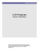 Samsung SP-M220 sivu 1