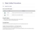 Samsung SP-M220 sivu 3