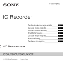 Sony ICD-UX200 side 1