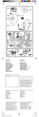 Braun Silk-epil 1 - 1370 pagina 2