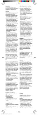 Braun Silk-epil 1 - 1370 pagina 3