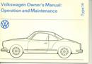 Volkswagen Karmann Ghia (1974) Seite 1