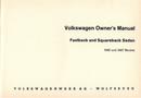 Volkswagen Fastback (1966) Seite 3