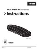 Página 1 do Thule Motion XT