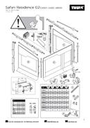 Pagina 2 del Thule Residence G2 5500