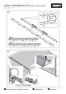 Pagina 5 del Thule Residence G2 5500