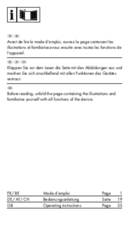 Página 2 do SilverCrest SBTF 10 C2