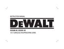 DeWalt DCS381-XE page 1