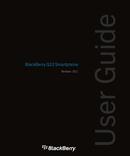 Pagina 1 del BlackBerry Q10