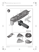 página del Bosch PMF 250 CES Multi 2
