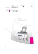 T-Mobile Fax 4300 Seite 1