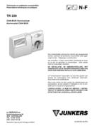 página del Bosch TR 220 1