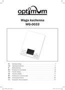 Página 1 do Optimum WG-0033