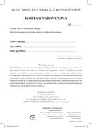 Página 2 do Optimum WG-0033