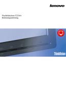 Lenovo ThinkVision T2254A sivu 1