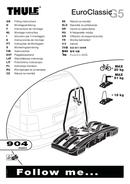 Pagina 1 del Thule EuroClassic G5 904