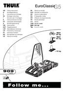 Pagina 1 del Thule EuroClassic G5 909