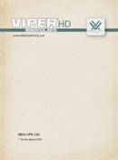 Vortex Viper HD 8x32 pagina 5