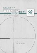 Vortex Viper HD 10x50 R/T pagina 1