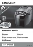 SilverCrest SBB 850 C1 page 1
