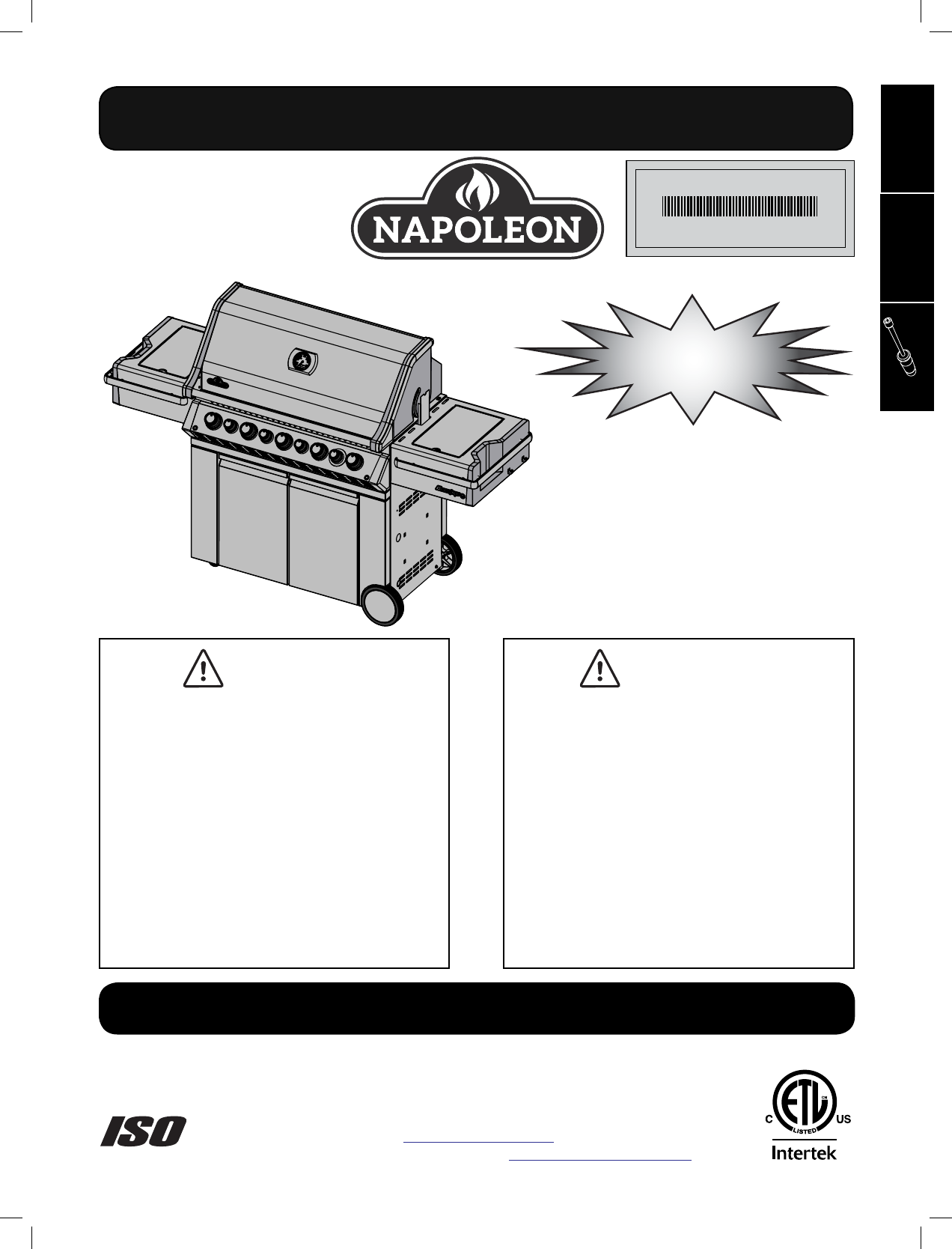 propán grill hookup ház