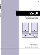 Yamaha VS-10 sivu 1