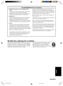 Yamaha DVX-S120 sivu 3