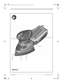 Bosch PSM 160 A page 2