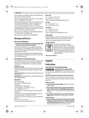 Bosch PSM 160 A page 5