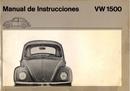 Volkswagen Beetle VW 1500 (1972) Seite 1