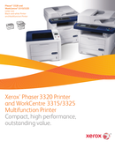 Xerox WorkCentre 3325DNI page 1