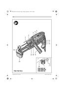 Pagina 2 del Bosch PSB 750 RCE