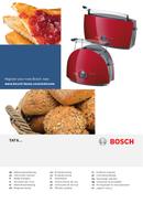 Bosch TAT6801 страница 1