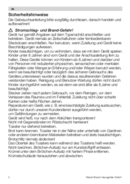 Bosch TAT6801 страница 5