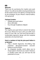Mophie Juice pack helium for iPhone 5(s) page 4