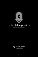 Mophie Juice pack plus for iPhone 5(s) page 1