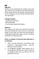 Mophie Juice pack plus for iPhone 5(s) page 4